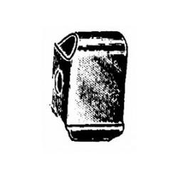 STAFFA PARAURTI ANTER. FI 500 1965 F/L/R = POSTER.