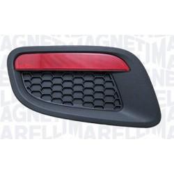 GRIGLIA PARAURTI POST. FI 500S 2013> SX C/CATAD.