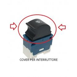 INTERRUTTORE ALZAVETRO FI IDEA/MUSA (SOLO COVER)