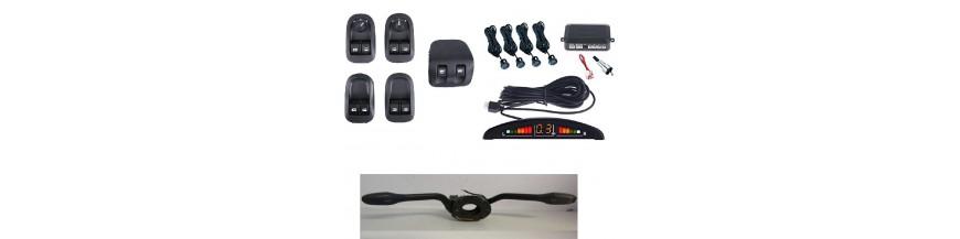 Devioluci, Sensori Parcheggio E Interrut