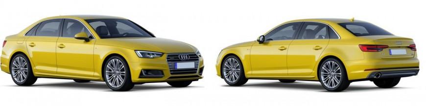 Audi A4 2015> (au22)